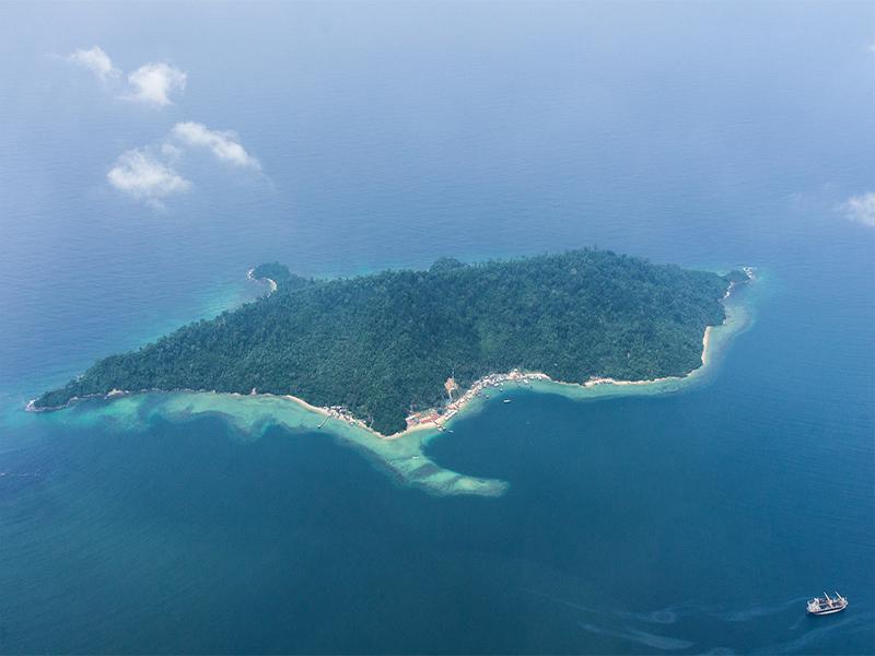 Pengertian Pulau