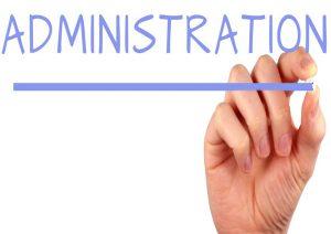 Definisi Administrasi