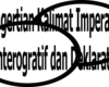 Pengertian Kalimat Imperatif, Interogratif dan Deklaratif