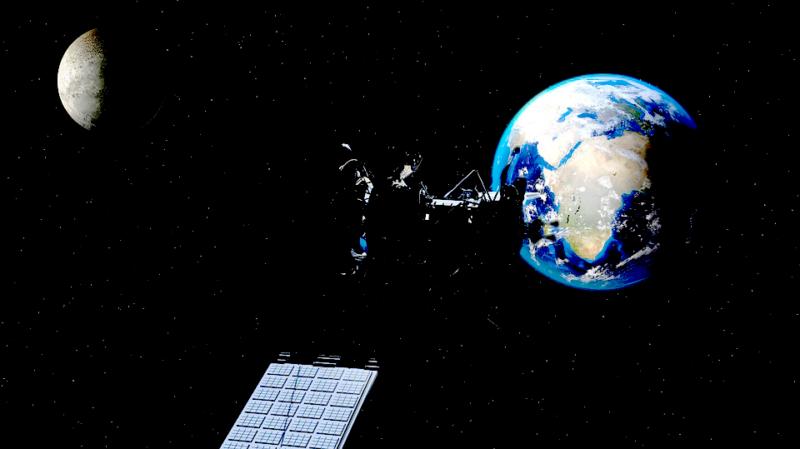 Pengertian satellite
