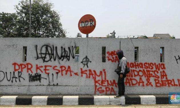 demo di indonesia