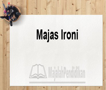 Majas Ironi