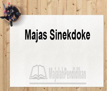 Majas Sinekdoke
