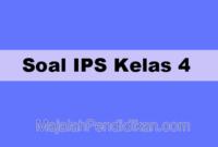 Contoh Soal IPS Kelas 4 SD