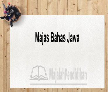 Majas Bahas Jawa