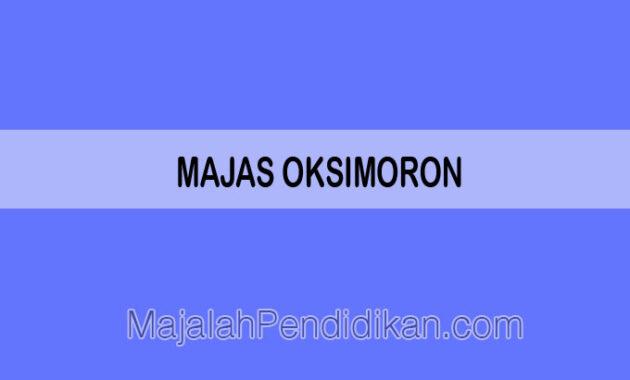 Majas Oksimoron