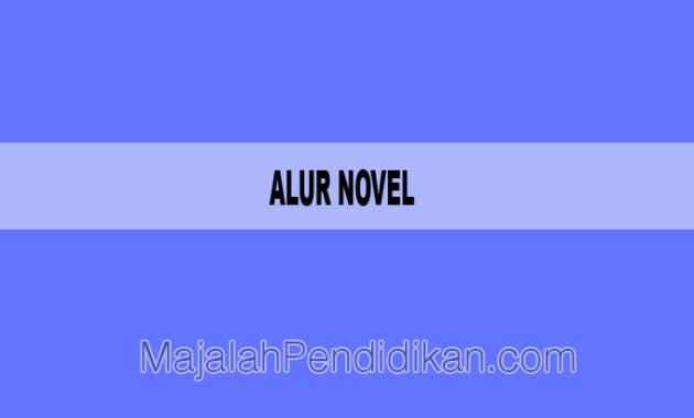 Alur Novel