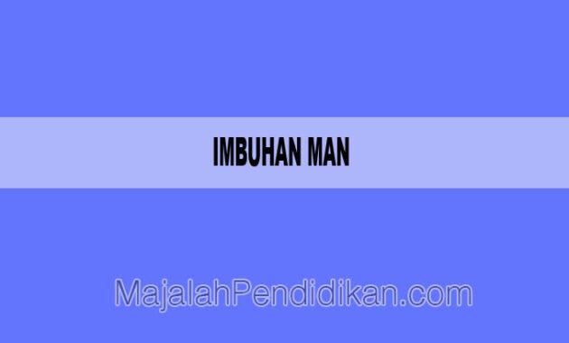 Imbuhan Man
