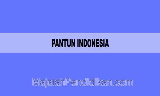 Pantun Indonesia