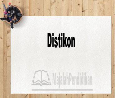 Distikon