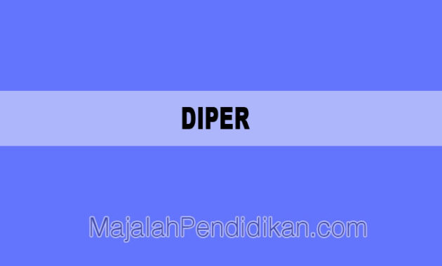 diper