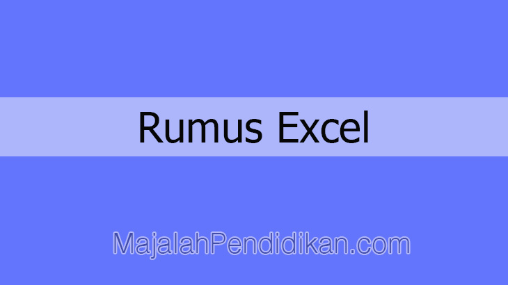 1 sampul rumus excel