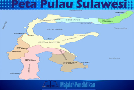 keadaan pulau sulawesi