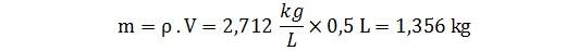 1 liter cat berapa kg