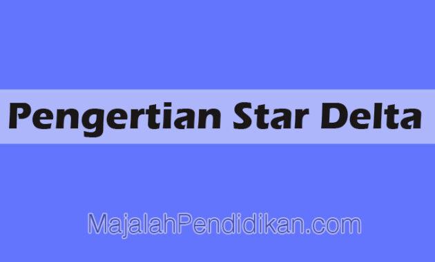 rangkaian star delta manual