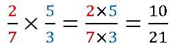 4 contoh perkalian pecahan