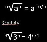 contoh soal menyederhanakan eksponen dan penyelesaiannya