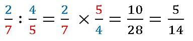 6 contoh jawaban soal 2 pembagian pecahan