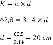 9 contoh soal pada lingkaran
