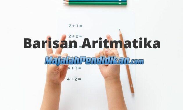 barisan-aritmatika