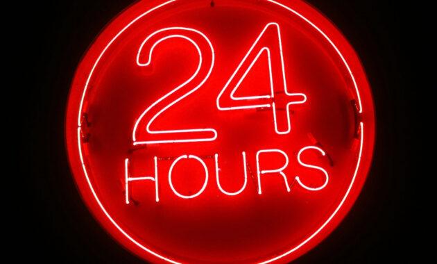 Layanan Konsumen 24 Jam